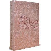 Bíblia King James Para Mulheres - Capa Luxo