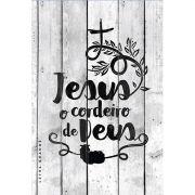 Bíblia NVT Letra Grande - Cordeiro de Deus