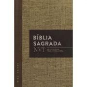 Bíblia NVT Letra Grande - Linho