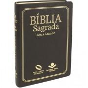 Bíblia Sagrada NAA - Letra grande com índice