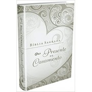 Bíblia Sagrada Presente de Casamento