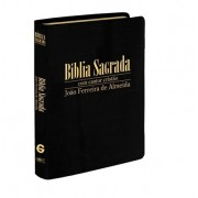 Bíblia Sagrada RC Média-Grande Com Cantor Cristão
