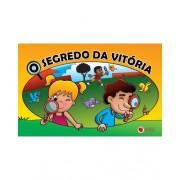 Bloco de Cânticos Segredo da Vitória - 32cm x 46cm