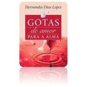 Devocional Gotas de Amor Para a Alma