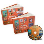 Kit Família: Que Boa Idéia - Livro, Caderno de atividades e CD