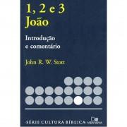 Livro  1, 2 e 3 João - Introdução e Comentário Novo Testamento
