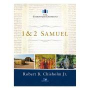 Livro 1 e 2Samuel - Série Comentário Expositivo