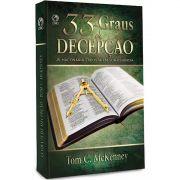 Livro 33 Graus de Decepção