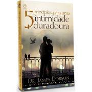Livro 5 Princípios Para Uma Intimidade Duradoura