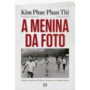 Livro A Menina da Foto