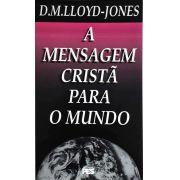 Livro A Mensagem Cristã para o Mundo