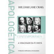 Livro Apologética Contemporânea - 2ª Edição Ampliada e Atualizada