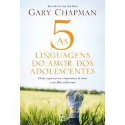 Livro As Cinco Linguagens do Amor dos Adolescentes - Produto Reembalado