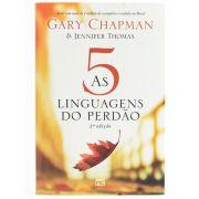 Livro As Cinco Linguagens do Perdão ? 2ª edição