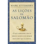 Livro As Lições de Salomão