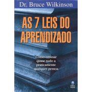 Livro As Sete Leis do Aprendizado