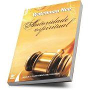 Livro Autoridade Espiritual - Edição de Bolso