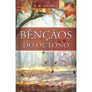 Livro Bênçãos do Outono - 2015