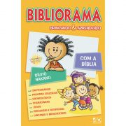 Livro Bibliorama - Brincando e Aprendendo