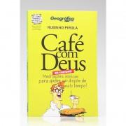Livro Café com Deus em Cartuns