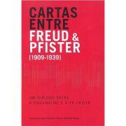 Livro Cartas Entre Freud e Pfister (3o. edição)