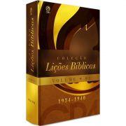 Livro Coleção Lições Bíblicas (1934 - 1940) - Volume 01