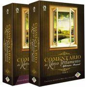 Livro Comentário do Novo Testamento Aplicação Pessoal - 2 volumes