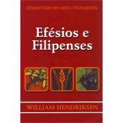 Livro Comentário do Novo Testamento de Efésios e Filipenses