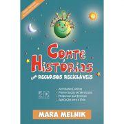 Livro Conte Histórias com Recursos Recicláveis