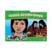 Livro Coshiri, da tribo Campa