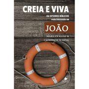 Livro Creia e Viva