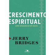 Livro Crescimento Espiritual - como amadurecer em Cristo