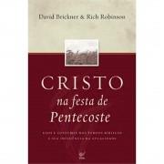 Livro Cristo na Festa de Pentecoste