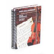 Livro de Meditações Boa Semente 2020 - Violino
