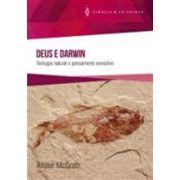 Livro Deus e Darwin