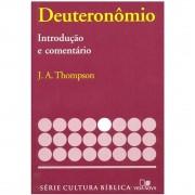 Livro Deuteronômio - Introdução e Comentário Antigo Testamento