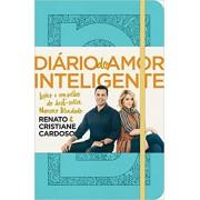 Livro Diário do Amor Inteligente - Capa Azul