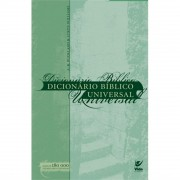 Livro Dicionário Bíblico Universal