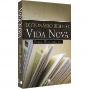 Livro Dicionário Bíblico Vida Nova