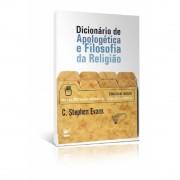 Livro Dicionário de Apologética e Filosofia da Religião