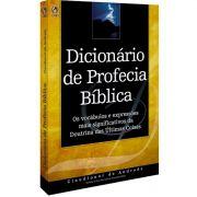 Livro Dicionário de Profecia Bíblica
