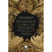 Livro Dicionário Global de Teologia