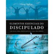 Livro Elementos Essenciais do Discipulado
