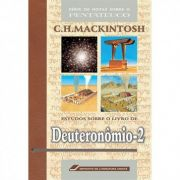 Livro Estudos Sobre O Livro De Deuteronômio II