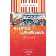 Livro Eventos e Congressos - Série Como Fazer