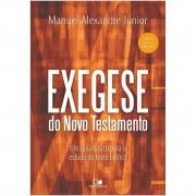 Livro Exegese do Novo Testamento
