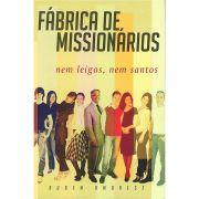 Livro Fábrica de Missionários