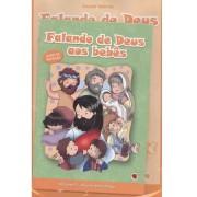 Livro Falando de Deus aos Bebês Vol. 2 - Jesus é Meu Amigo