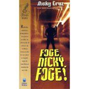 Livro Foge, Nicky, Foge!