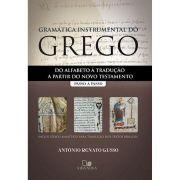 Livro Gramática Instrumental do Grego - Passo a Passo